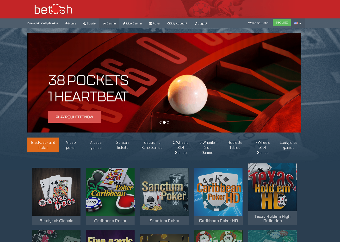 turnkey online casino software