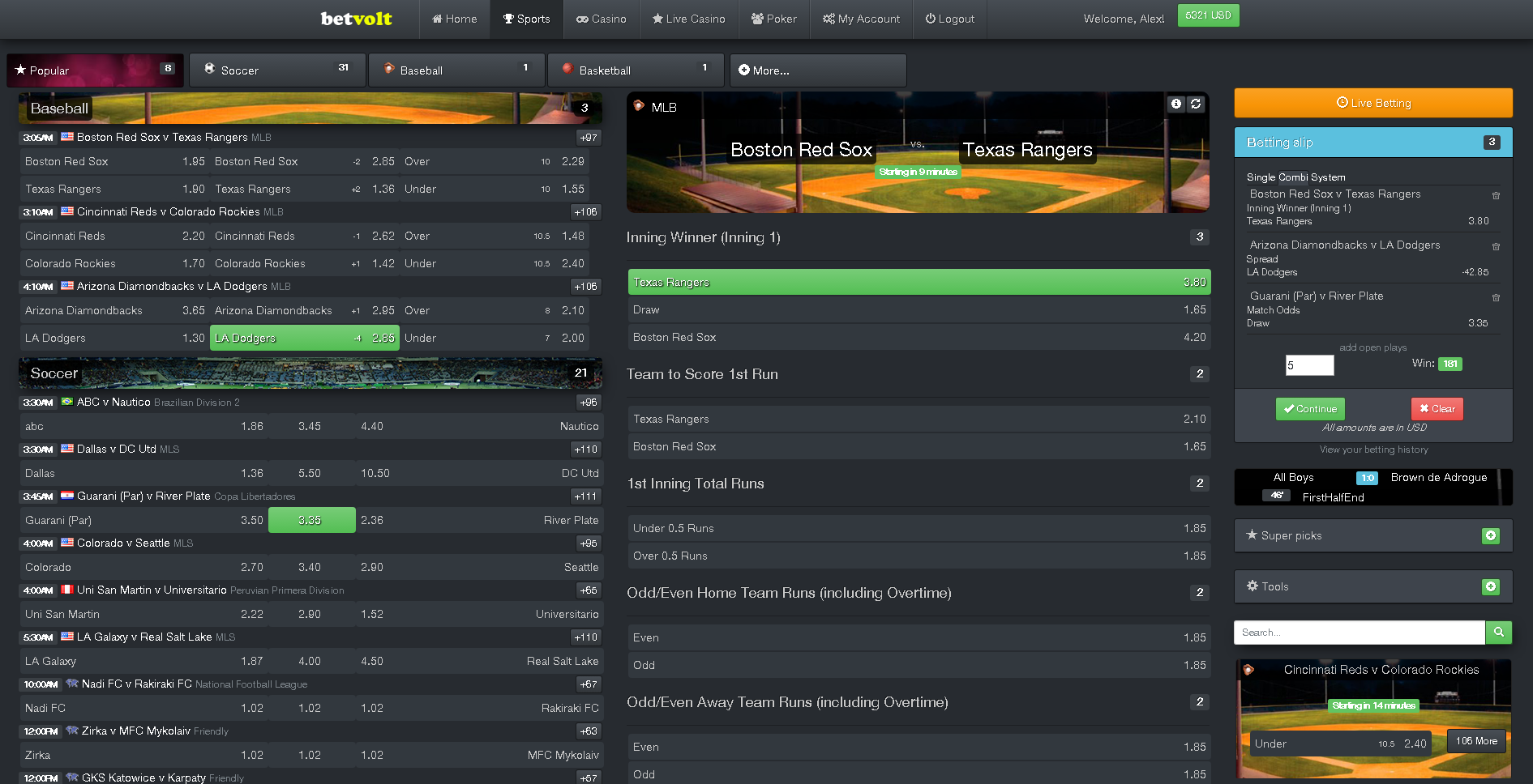 Betting gambling software system soccer betting tipster