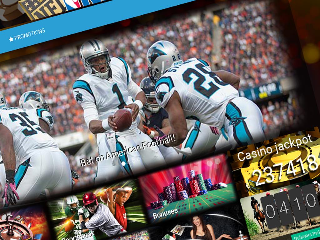 beautiful turnkey sportsbook graphic design